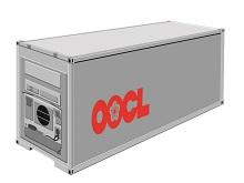 OOCL - OOCL's Reefer Equipment