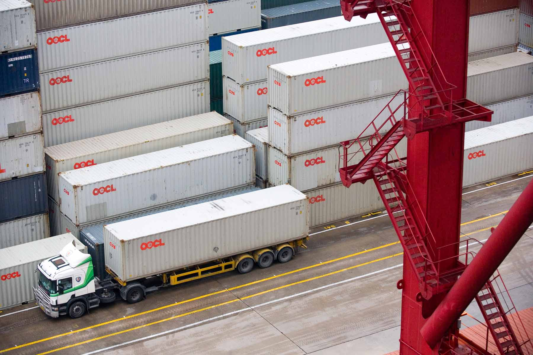 OOCL - Containers
